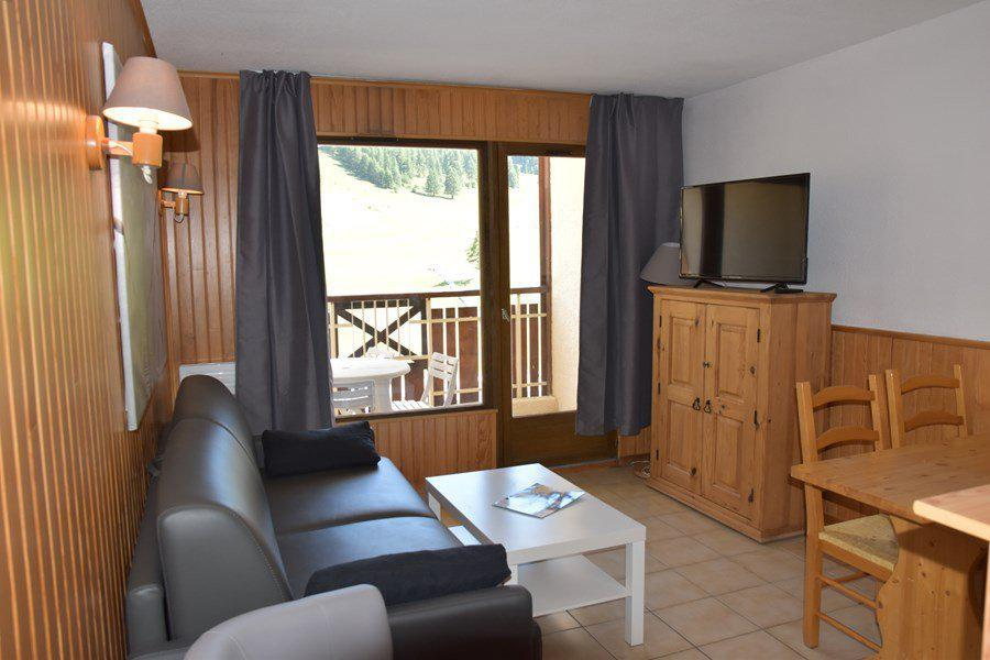 Holiday in mountain resort Studio sleeping corner 4 people (203) - Résidence le Golf - Montgenèvre