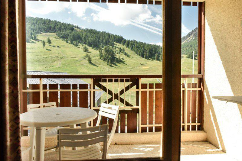 Wakacje w górach Studio z alkową 4 osoby (203) - Résidence le Golf - Montgenèvre - Na zewnątrz latem