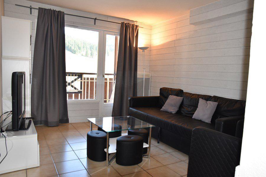 Wakacje w górach Apartament duplex 4 pokojowy 8 osób (205) - Résidence le Golf - Montgenèvre - Pokój gościnny