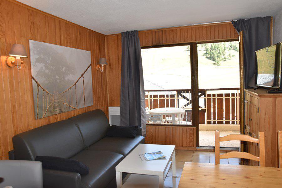 Wakacje w górach Studio z alkową 4 osoby (203) - Résidence le Golf - Montgenèvre - Pokój gościnny