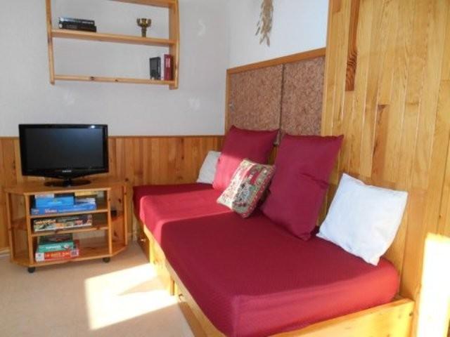 Vacances en montagne Studio 4 personnes (024) - Résidence le Gollet - Valmorel