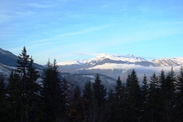 Vacances en montagne Studio 3 personnes (032) - Résidence le Gollet - Valmorel