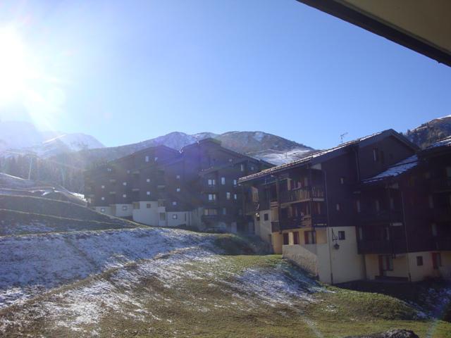 Vacances en montagne Studio 4 personnes (038) - Résidence le Gollet - Valmorel