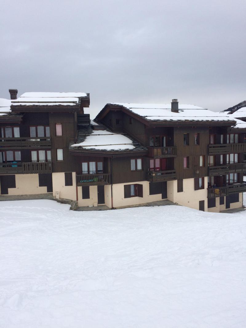 Vacances en montagne Résidence le Gollet - Valmorel