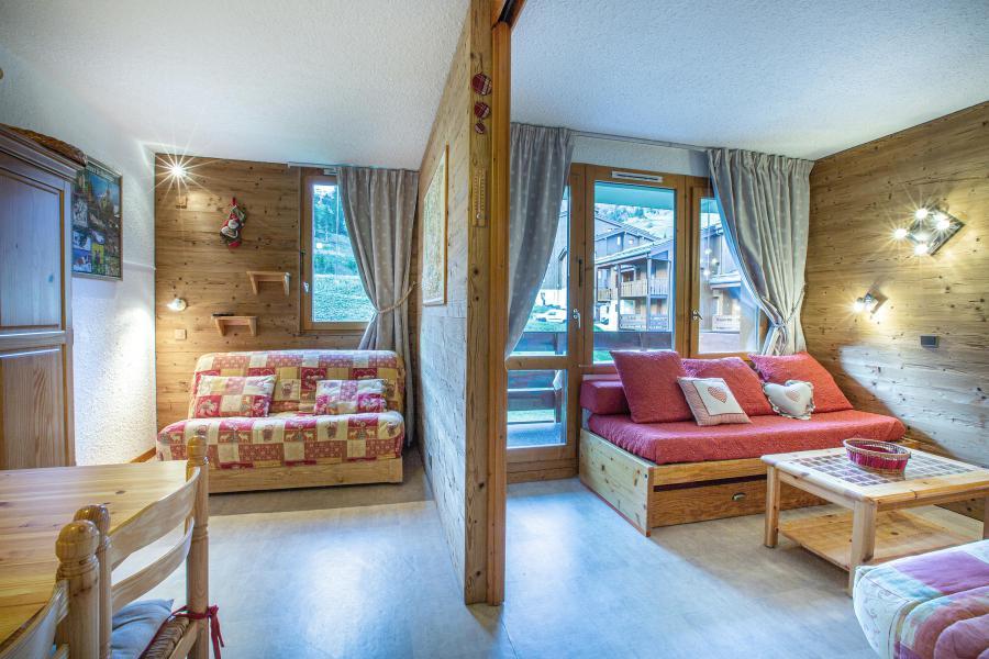 Vacances en montagne Studio 4 personnes (055) - Résidence le Gollet - Valmorel