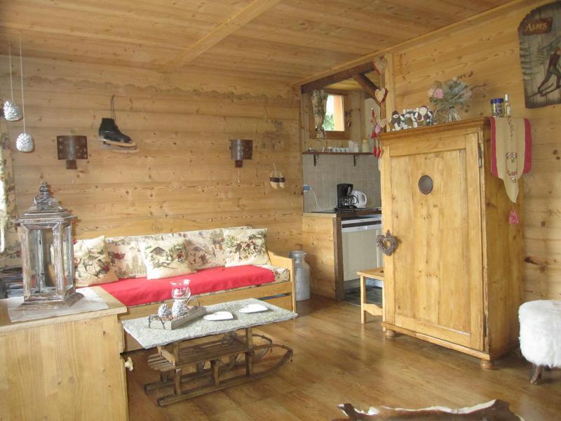 Vacances en montagne Studio 4 personnes (011) - Résidence le Gollet - Valmorel