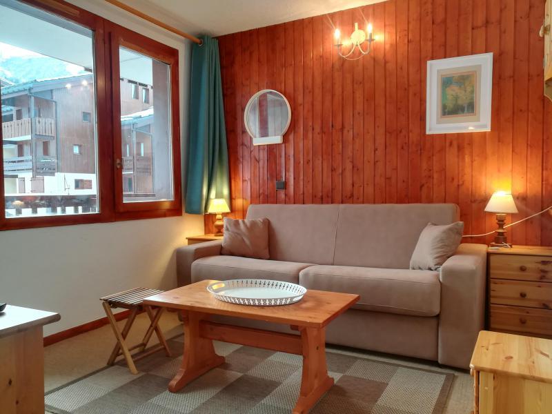 Vacances en montagne Studio 4 personnes (037) - Résidence le Gollet - Valmorel - Banquette