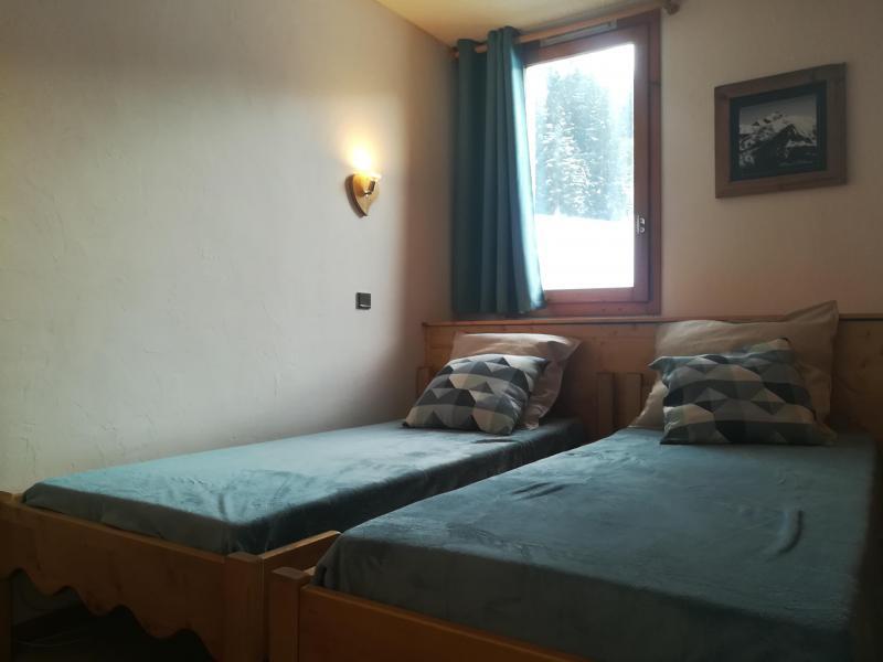 Vacances en montagne Studio 4 personnes (037) - Résidence le Gollet - Valmorel - Couchage