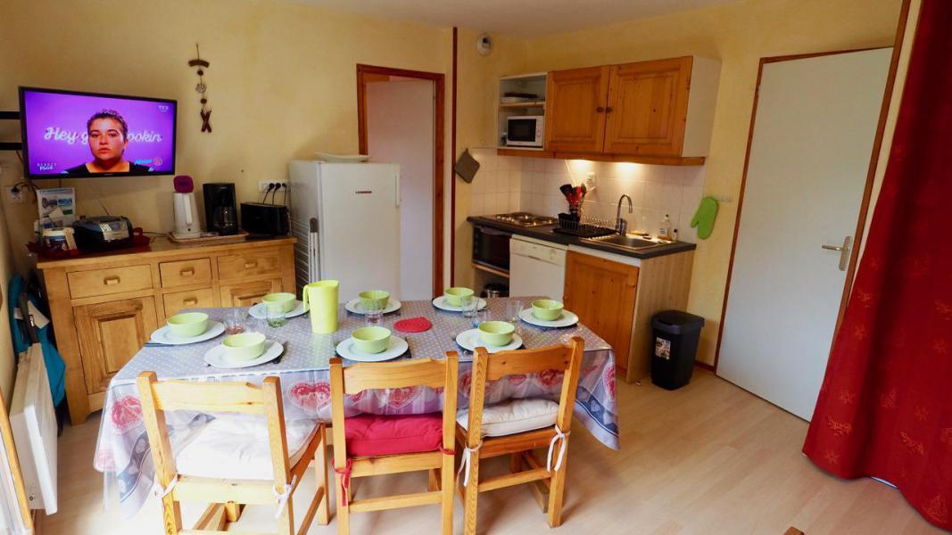 Wakacje w górach Apartament 2 pokojowy z alkową 8 osób (23) - Résidence le Grand Argentier - Valfréjus