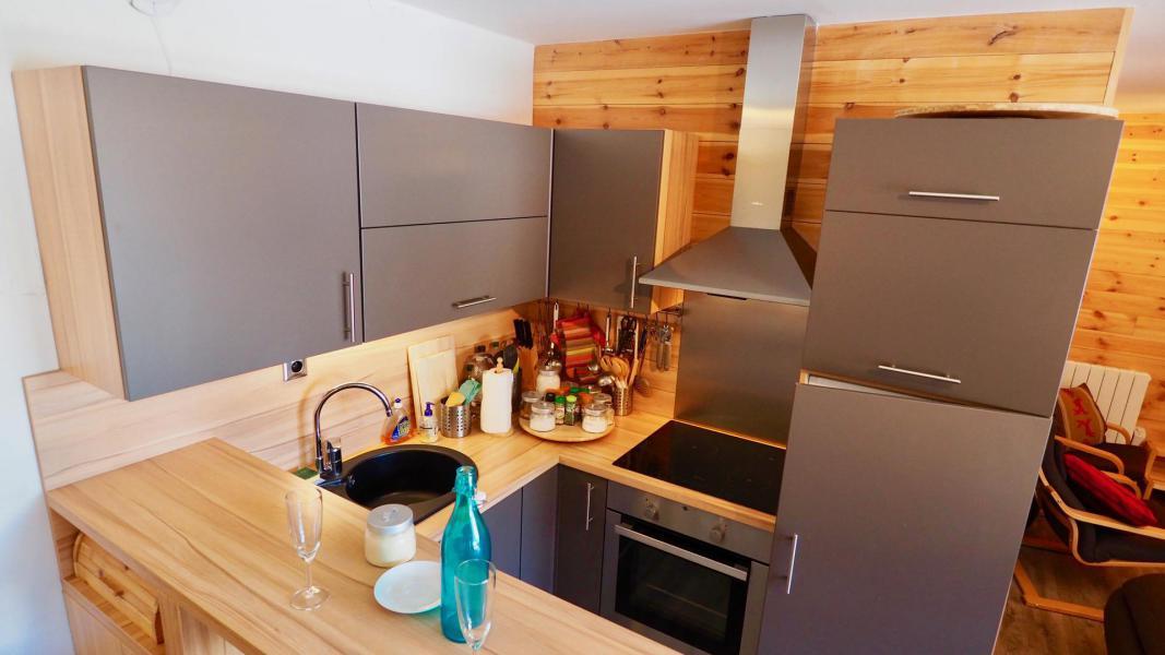 Wakacje w górach Apartament 4 pokojowy 8 osób (24) - Résidence le Grand Argentier - Valfréjus - Aneks kuchenny