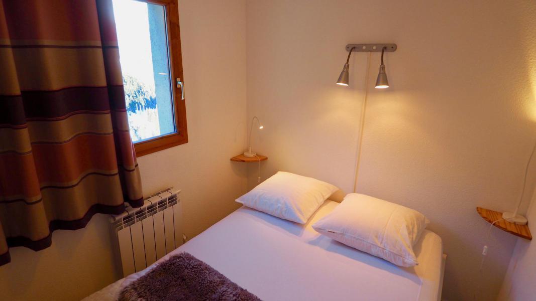 Wakacje w górach Apartament 4 pokojowy 8 osób (24) - Résidence le Grand Argentier - Valfréjus - Łóżkem małżeńskim