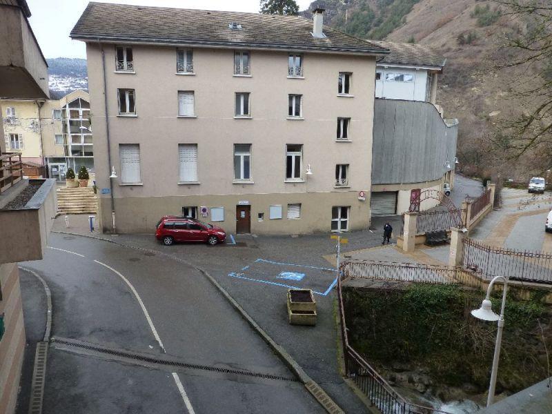 Vacances en montagne Appartement 2 pièces alcôve 6 personnes (116) - Résidence le Grand Chalet - Brides Les Bains - Extérieur été