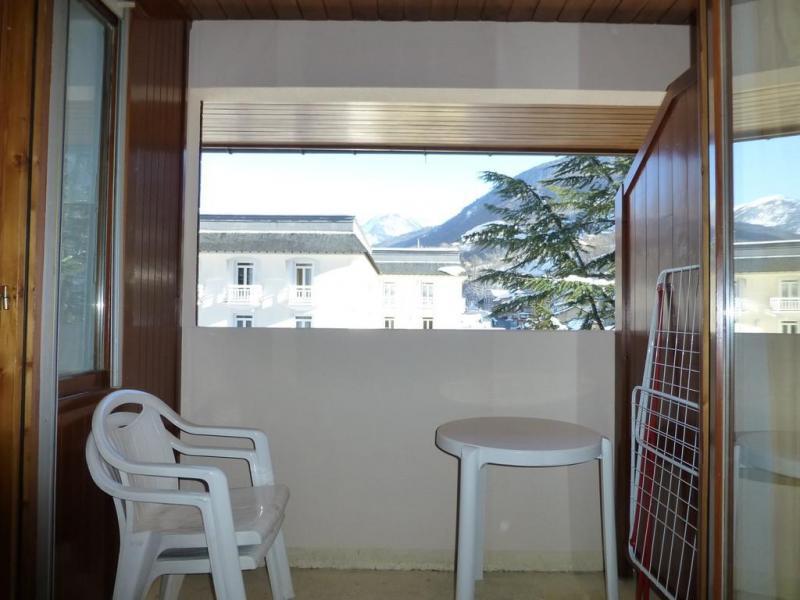Vacances en montagne Studio coin montagne 4 personnes (414) - Résidence le Grand Chalet - Brides Les Bains