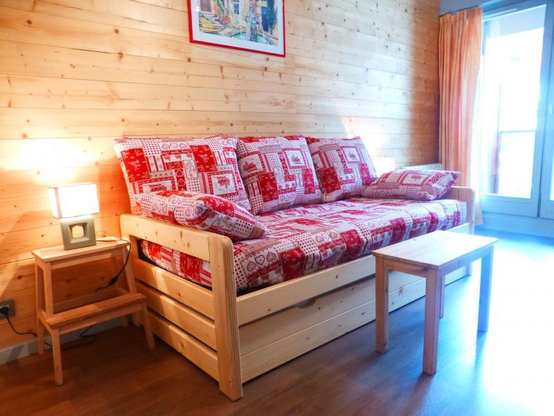 Vacances en montagne Studio coin montagne 4 personnes (207) - Résidence le Grand Chalet - Brides Les Bains - Plan
