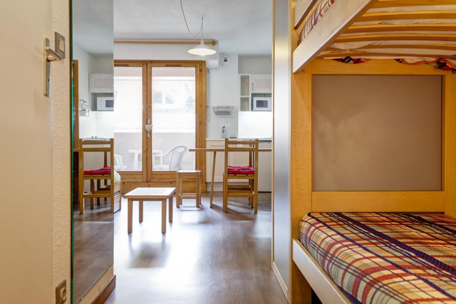 Vacances en montagne Studio coin montagne 4 personnes (401) - Résidence le Grand Chalet - Brides Les Bains
