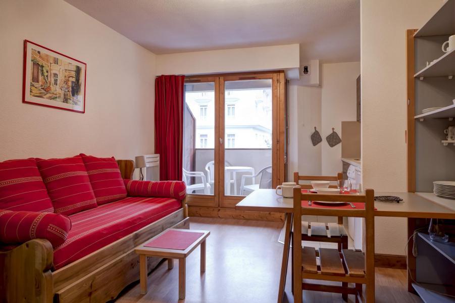 Vacances en montagne Studio coin montagne 4 personnes (215) - Résidence le Grand Chalet - Brides Les Bains