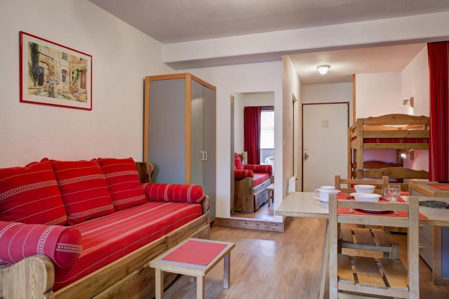 Vacances en montagne Studio coin montagne 4 personnes (216) - Résidence le Grand Chalet - Brides Les Bains