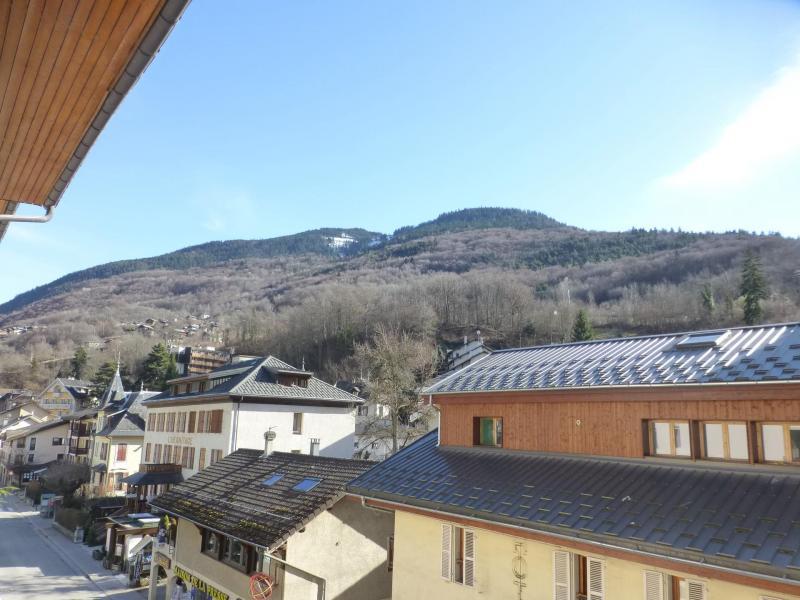 Vacances en montagne Studio coin montagne 4 personnes (308) - Résidence le Grand Chalet - Brides Les Bains