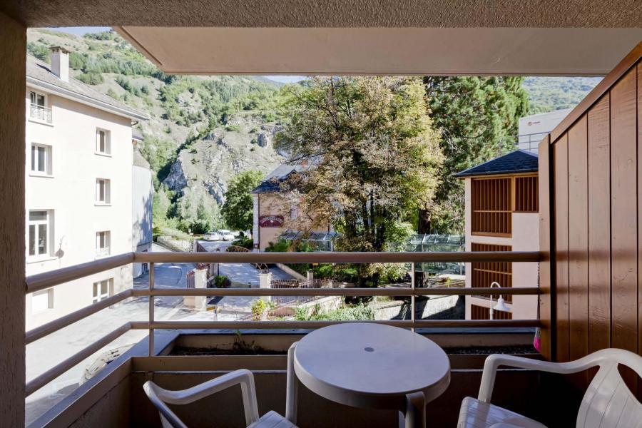 Vacances en montagne Studio 2 personnes (118) - Résidence le Grand Chalet - Brides Les Bains - Extérieur été