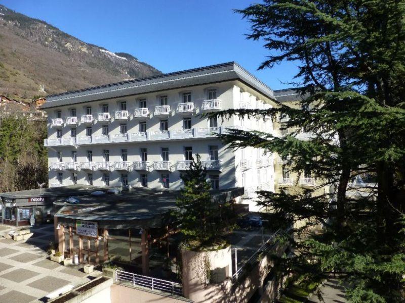 Vacances en montagne Studio coin montagne 4 personnes (213) - Résidence le Grand Chalet - Brides Les Bains