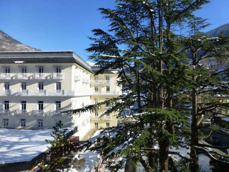 Vacances en montagne Studio coin montagne 4 personnes (314) - Résidence le Grand Chalet - Brides Les Bains