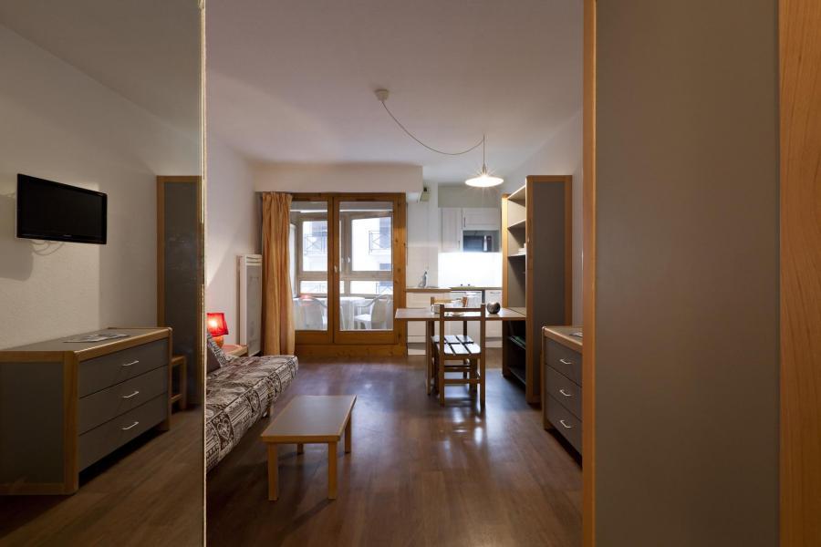 Vacances en montagne Studio coin montagne 4 personnes (105) - Résidence le Grand Chalet - Brides Les Bains