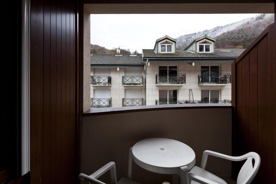 Vacances en montagne Studio coin montagne 4 personnes (306) - Résidence le Grand Chalet - Brides Les Bains