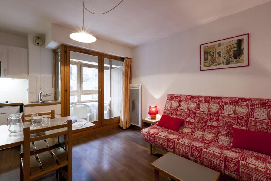 Vacances en montagne Studio coin montagne 4 personnes (106) - Résidence le Grand Chalet - Brides Les Bains
