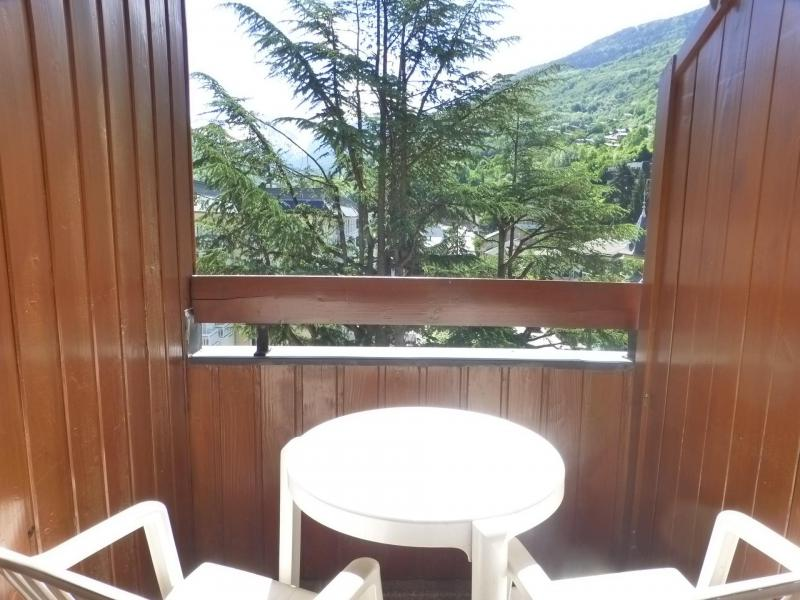 Vacances en montagne Studio 4 personnes (508) - Résidence le Grand Chalet - Brides Les Bains - Extérieur été