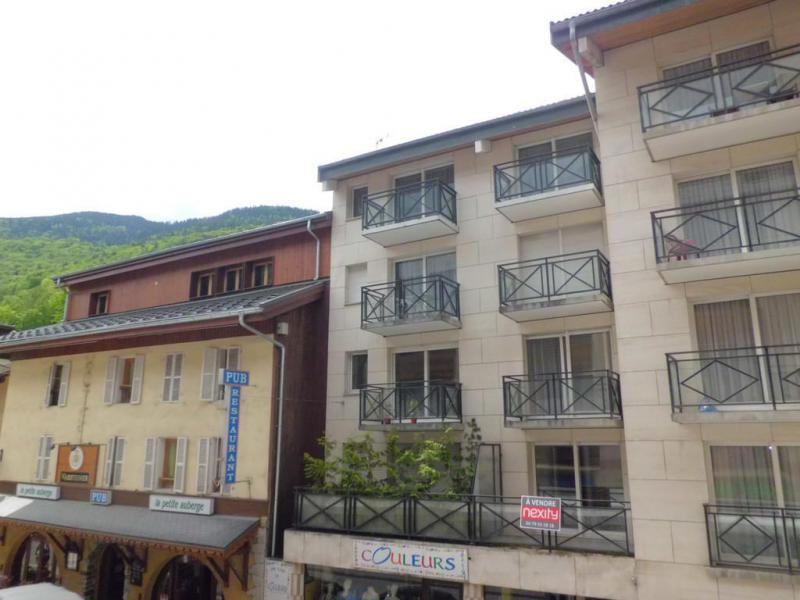 Vacances en montagne Studio coin montagne 4 personnes (104) - Résidence le Grand Chalet - Brides Les Bains