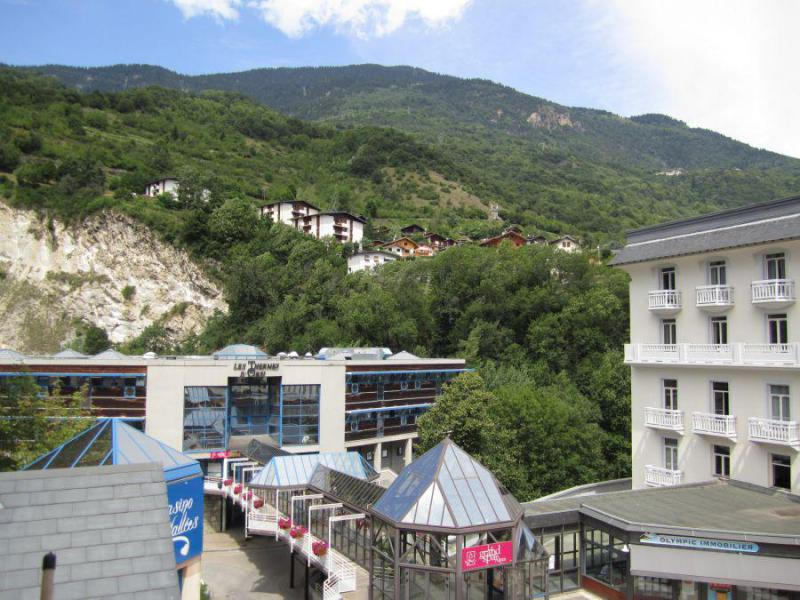 Vacances en montagne Résidence le Grand Chalet - Brides Les Bains - Extérieur été