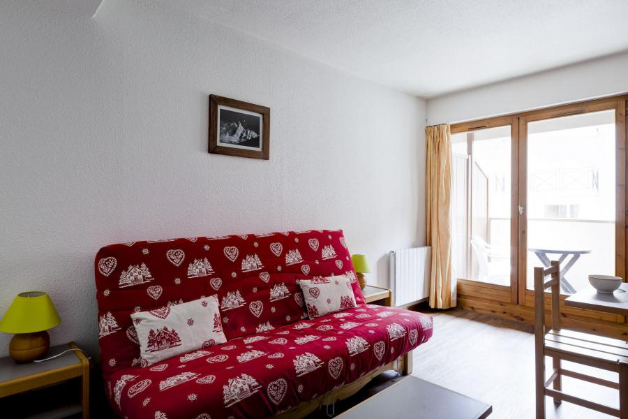 Vacances en montagne Studio coin montagne 4 personnes (205) - Résidence le Grand Chalet - Brides Les Bains
