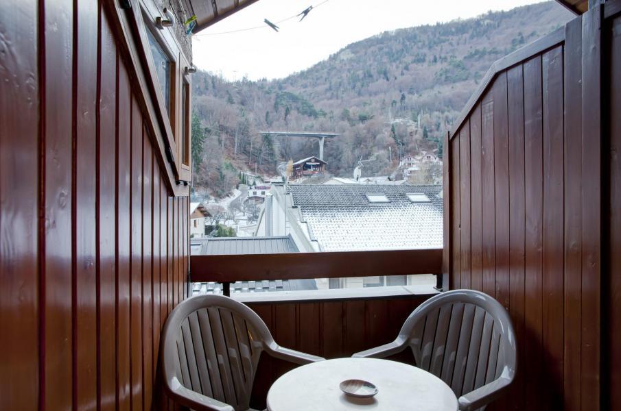 Vacances en montagne Studio coin montagne 4 personnes (506) - Résidence le Grand Chalet - Brides Les Bains
