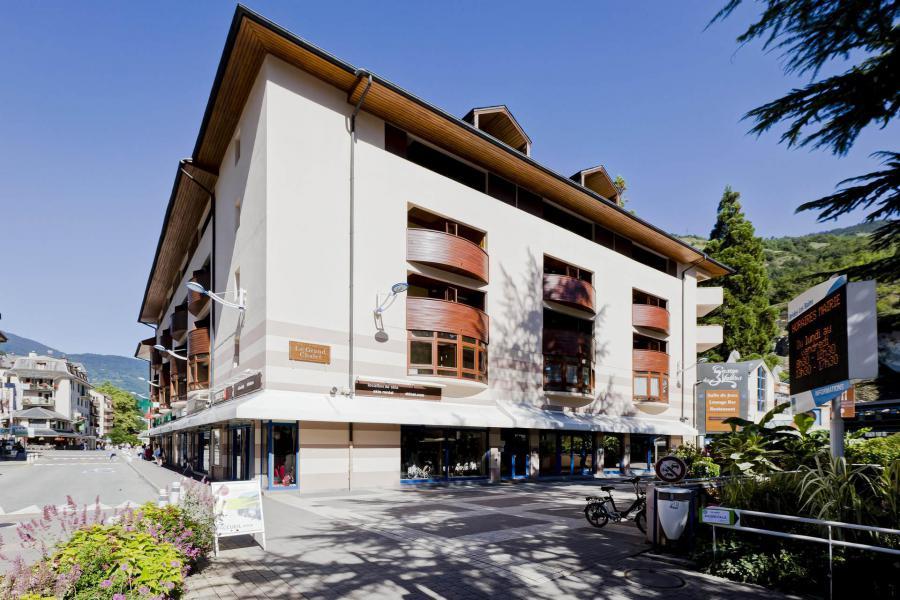 Vacances en montagne Studio coin montagne 4 personnes (506) - Résidence le Grand Chalet - Brides Les Bains -