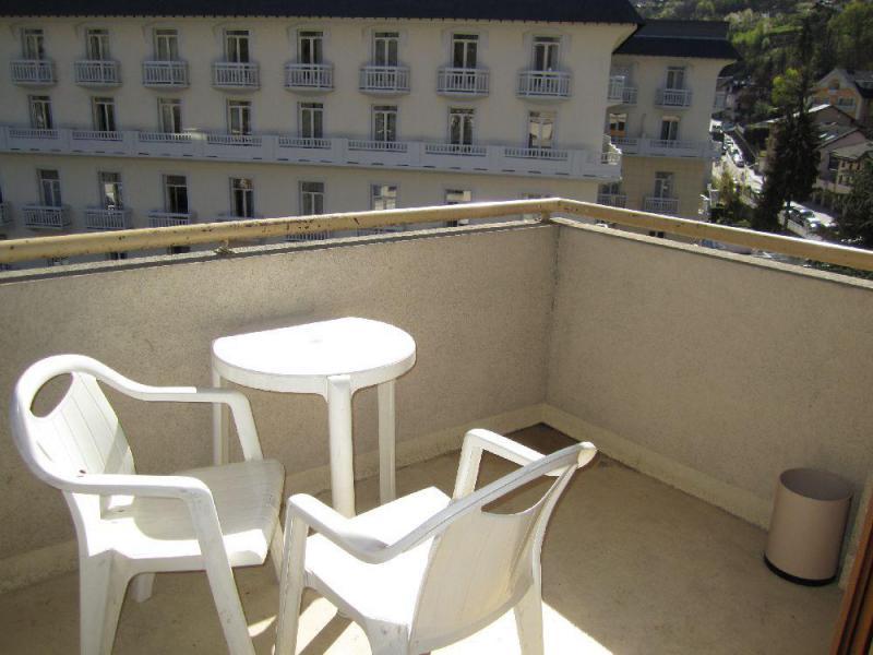 Vacances en montagne Studio coin montagne 4 personnes (415) - Résidence le Grand Chalet - Brides Les Bains
