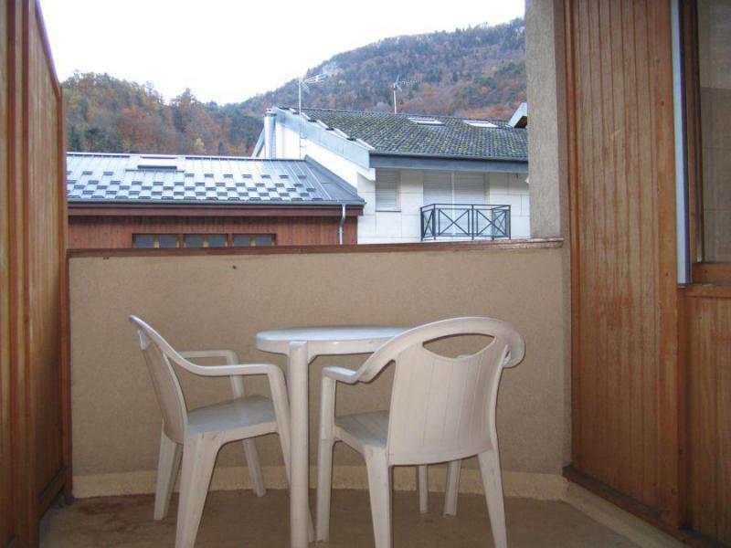 Vacances en montagne Studio coin montagne 4 personnes (309) - Résidence le Grand Chalet - Brides Les Bains