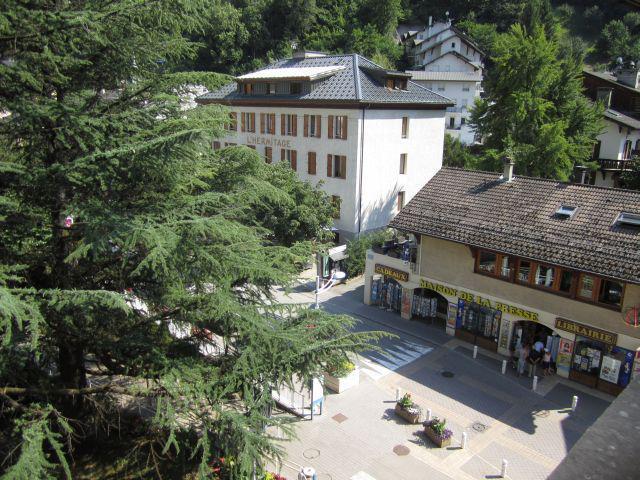 Vacances en montagne Studio coin montagne 4 personnes (411) - Résidence le Grand Chalet - Brides Les Bains