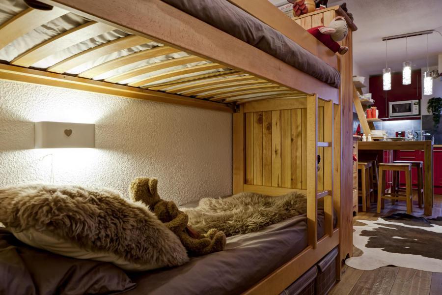 Vacances en montagne Studio coin montagne 4 personnes (204) - Résidence le Grand Chalet - Brides Les Bains