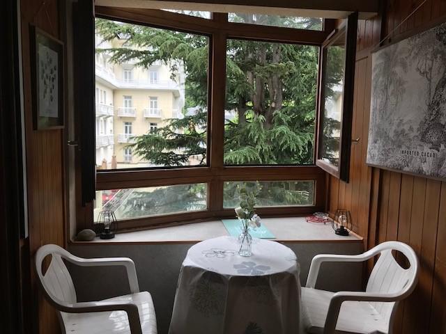 Vacances en montagne Studio coin montagne 4 personnes (114) - Résidence le Grand Chalet - Brides Les Bains