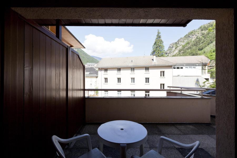 Vacances en montagne Studio coin montagne 4 personnes (218) - Résidence le Grand Chalet - Brides Les Bains