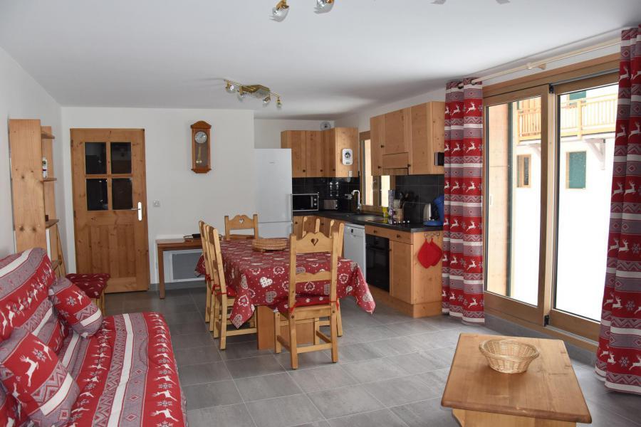 Wakacje w górach Apartament 4 pokojowy 8 osób (15) - Résidence le Grand Chalet - Pralognan-la-Vanoise - Pokój gościnny