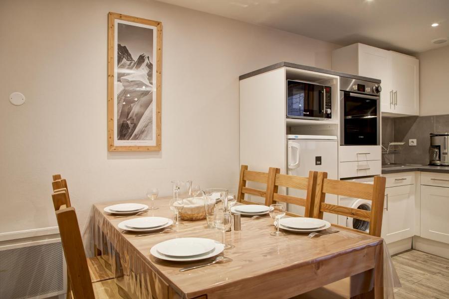 Vacances en montagne Appartement 4 pièces 6 personnes (321) - Résidence le Grand Chalet - Brides Les Bains - Logement
