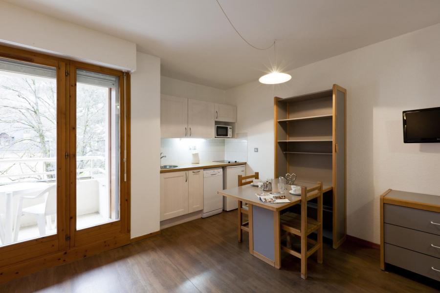 Vacances en montagne Studio 2 personnes (222) - Résidence le Grand Chalet - Brides Les Bains - Cuisine