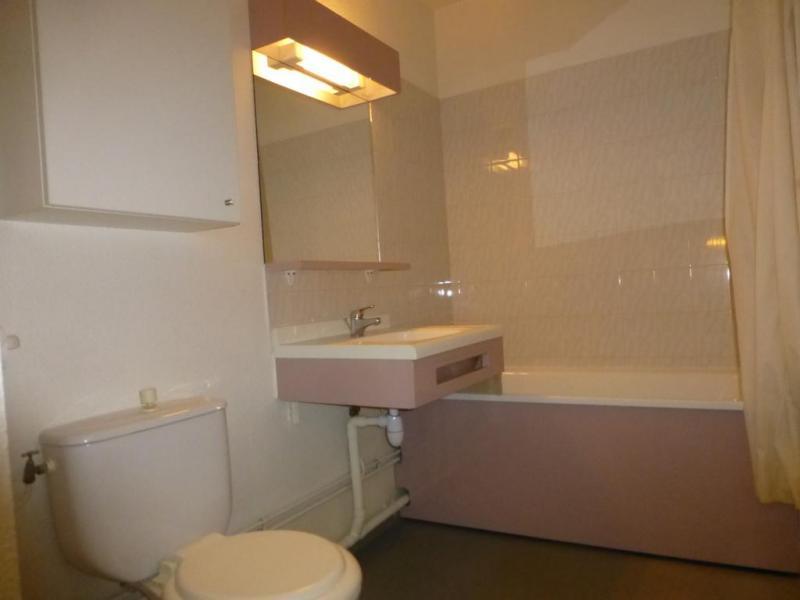 Vacances en montagne Studio 2 personnes (410) - Résidence le Grand Chalet - Brides Les Bains - Salle de bains