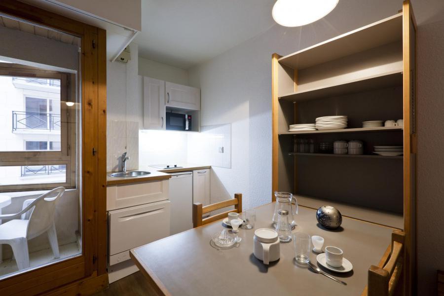 Vacances en montagne Studio coin montagne 4 personnes (105) - Résidence le Grand Chalet - Brides Les Bains - Cuisine