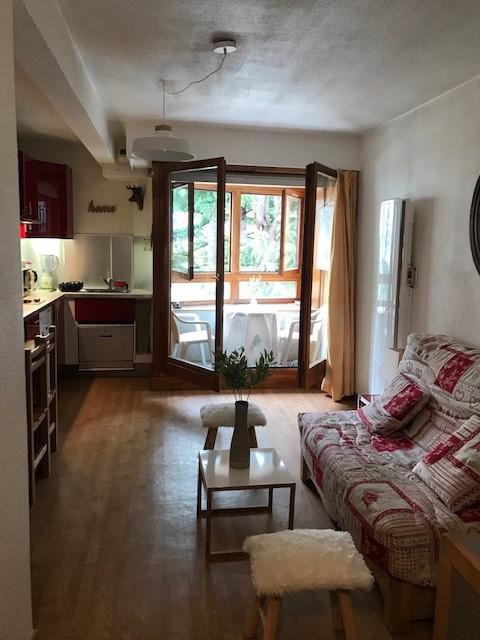 Vacances en montagne Studio coin montagne 4 personnes (114) - Résidence le Grand Chalet - Brides Les Bains - Cuisine