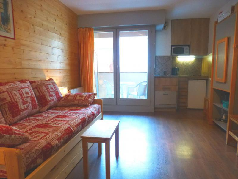 Vacances en montagne Studio coin montagne 4 personnes (207) - Résidence le Grand Chalet - Brides Les Bains - Logement