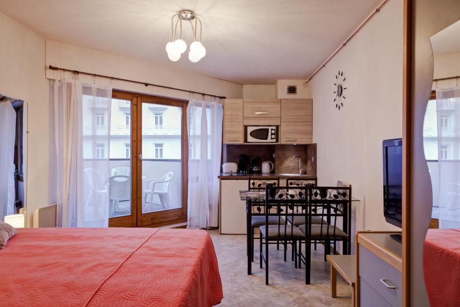 Vacances en montagne Studio coin montagne 4 personnes (217) - Résidence le Grand Chalet - Brides Les Bains - Cuisine