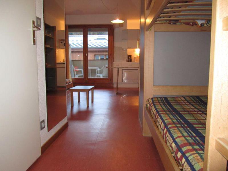 Vacances en montagne Studio coin montagne 4 personnes (309) - Résidence le Grand Chalet - Brides Les Bains - Logement