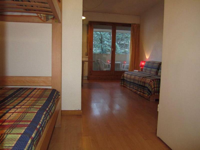 Vacances en montagne Studio coin montagne 4 personnes (412) - Résidence le Grand Chalet - Brides Les Bains - Logement